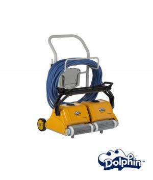 Робот за басейни DOLPHIN 2X2 PRO GYRO за до 33м